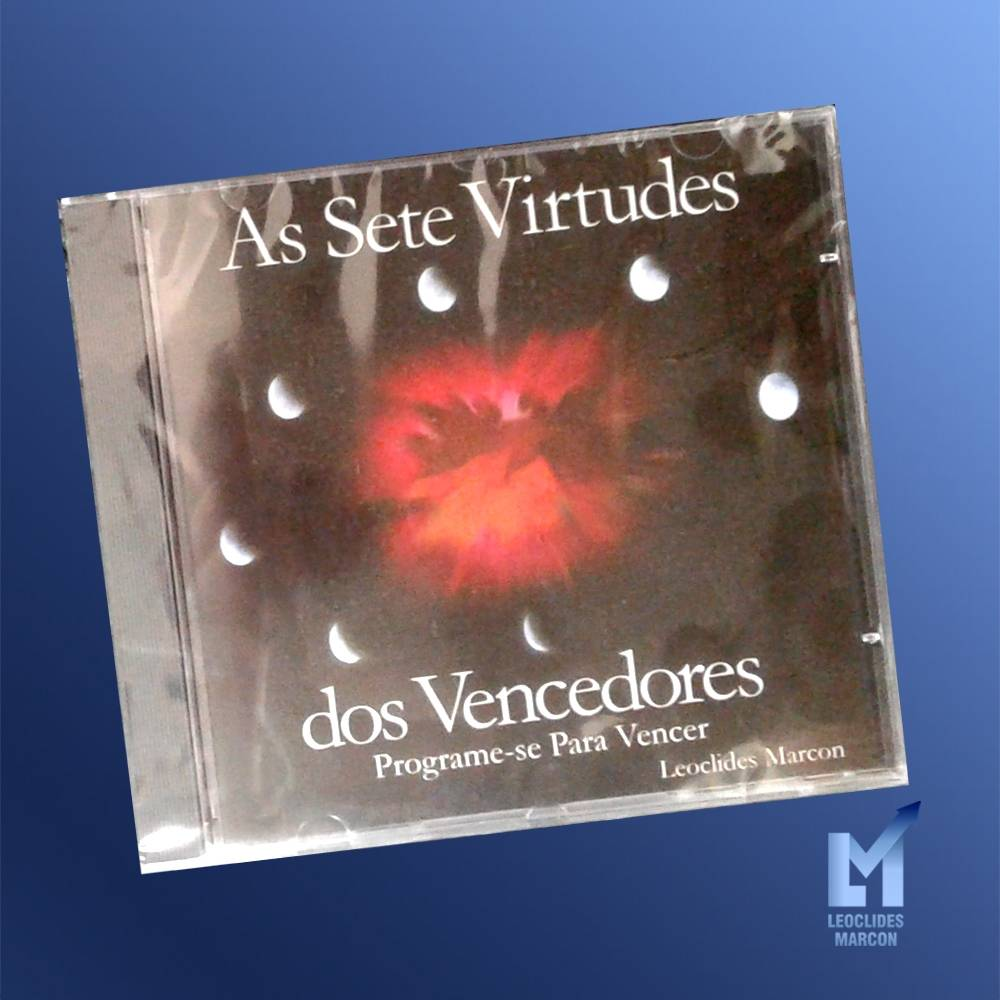 CD As Sete Virtudes